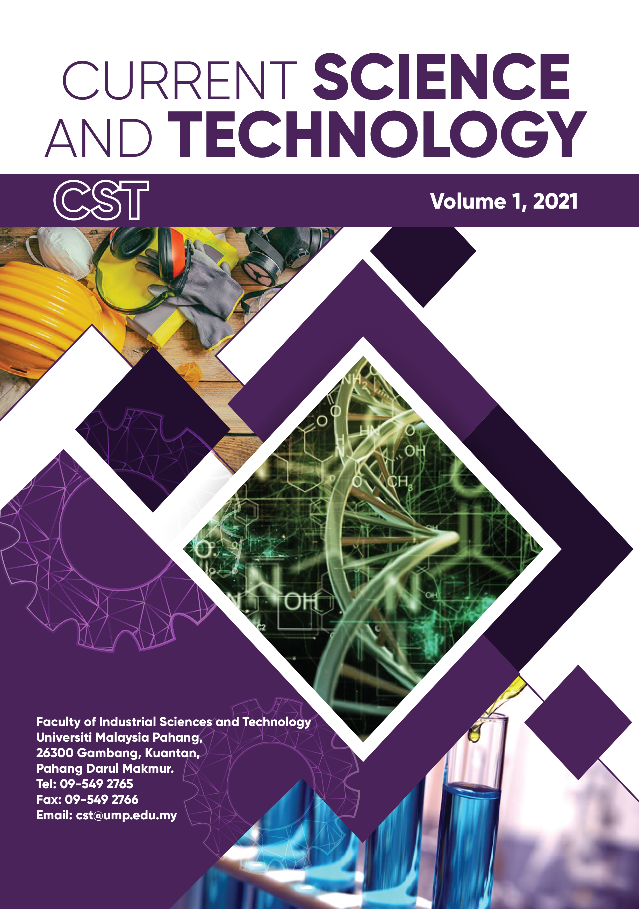 View Vol. 1 No. 1 (2021): Current Science and Technology